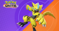 zeraora Titelbild Pokemon Unite