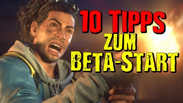 Back 4 Blood 10 Tipps Beta Start titel title 1280x720