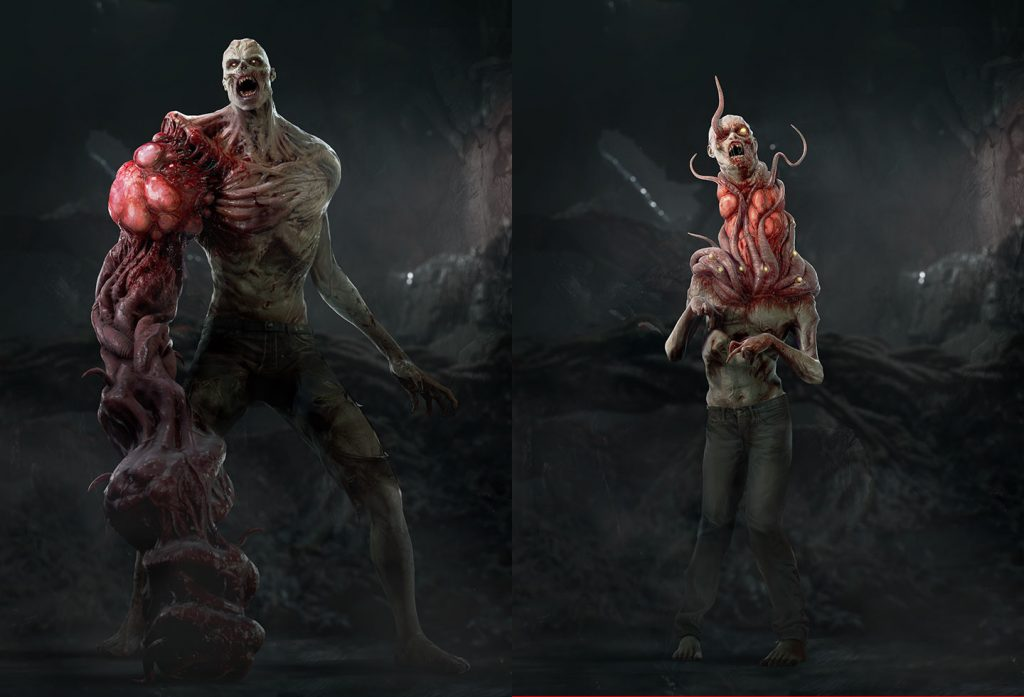 Back 4 Blood Snitcher Tallboy Zombies