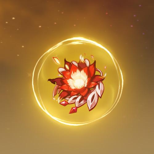 Brennende Pyro-Hexe
