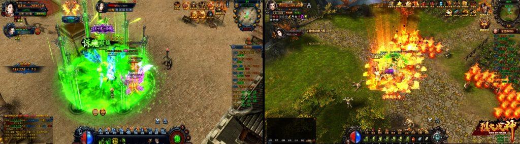 Chinesische MMORPGs eingestellt 2
