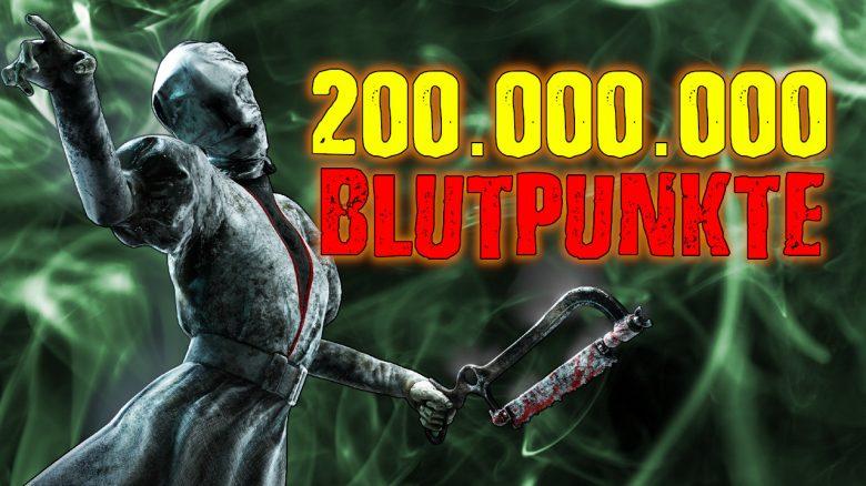 Dead by Daylight: Ein Spieler hat 200.000.000 Blutpunkte, aber ihr solltet nicht neidisch sein