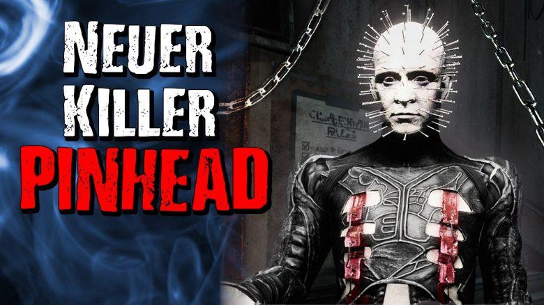Dead by Daylight Neuer Killer Pinhead Cenobite titel title 1280x720