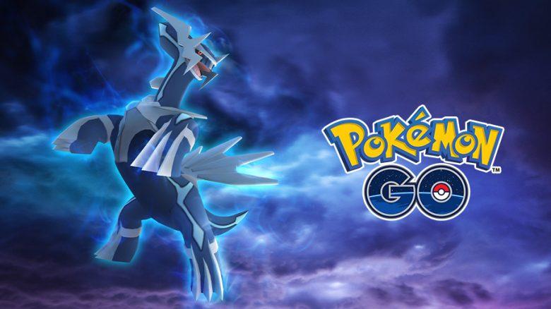 Dialga Pokémon GO Titelbild