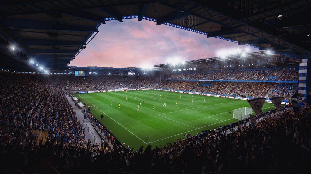 Bielefeld Stadion FIFA 22