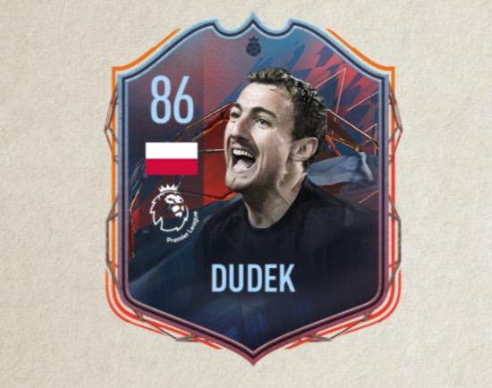 FIFA 22 Dudek