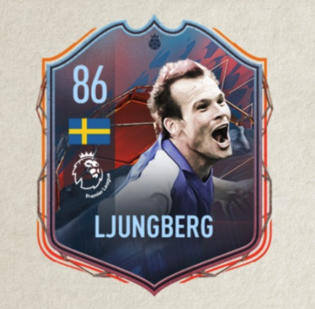 FIFA 22 Ljungberg