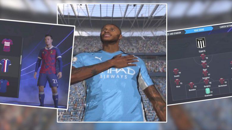 FIFA 22 Karrieremodus Neuerungen Spieler Manager