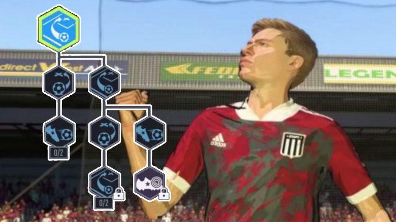FIFA 22 Spieler Karriere