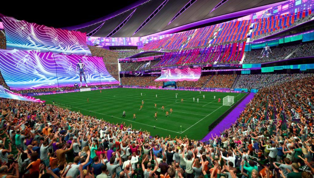 Stadion FIFA 22