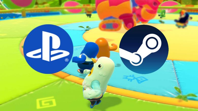Fall-Guys-Steam-PlayStation-Crossplay-Titel