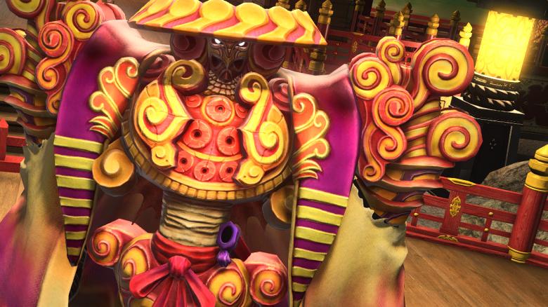Final Fantasy XIV Yojimbo Dungeon Boss