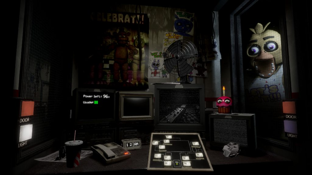 Five Nights a Freddys Help Wanted