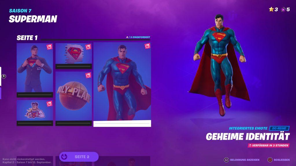 Fortnite-Item-Liste-Superman-2