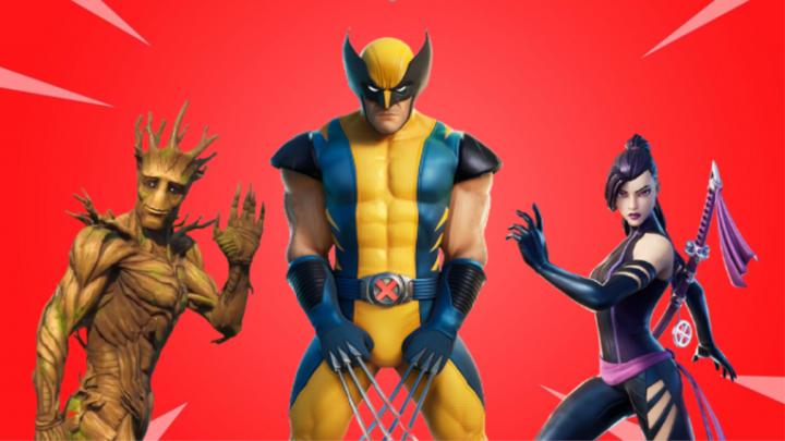 Hier sind alle 30 Marvel-Skins aus Fortnite – Habt ihr sie alle?