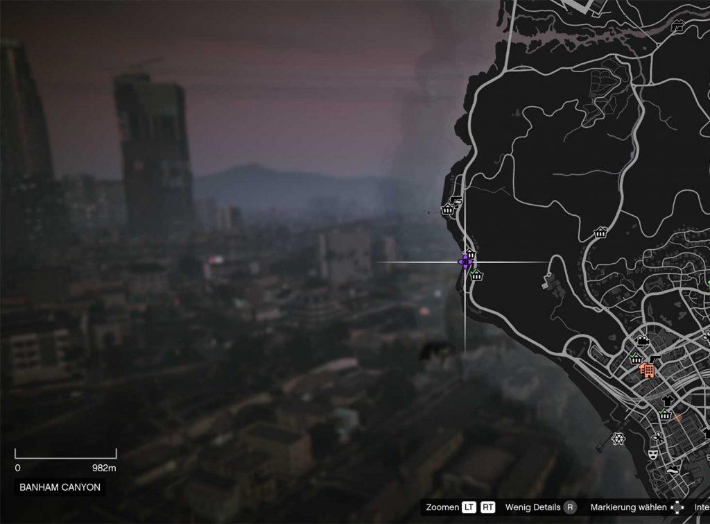 GTA-Online-Schiffswrack-Map
