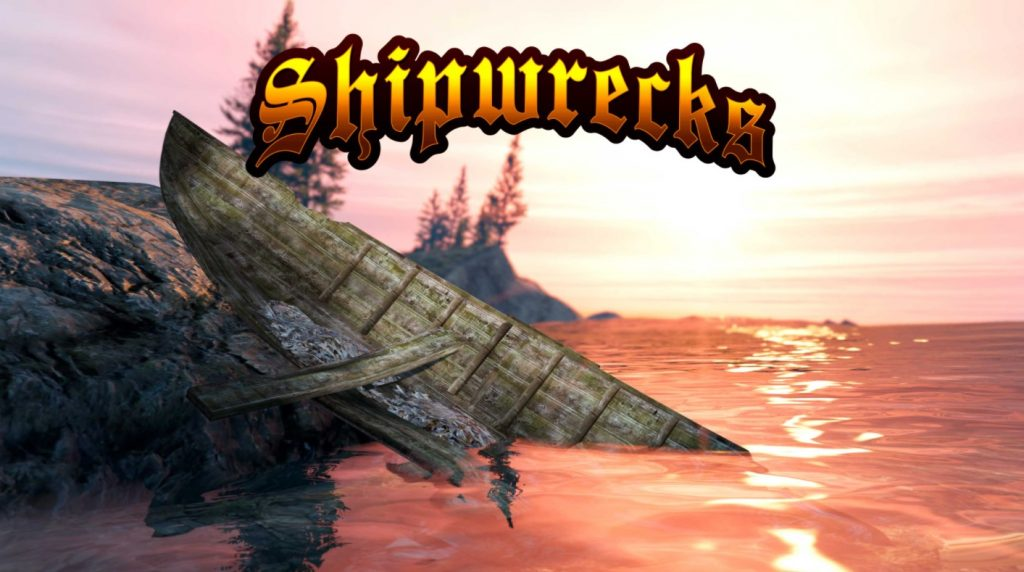GTA Online Schiffwrack
