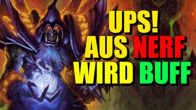 Herathstone Ups aus nerf wird buff guldan titel title 1280x720