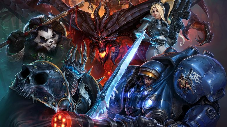 Heroes of the Storm Artwork titel title 1920x1080