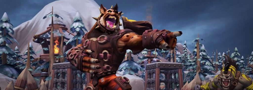 Heroes of the Storm Hogger