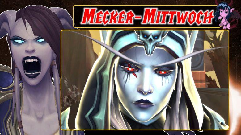 Mecker Mittwoch Sylvanas Golden titel title 1280x720