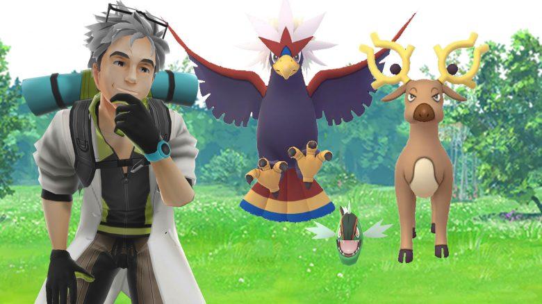Pokémon zeigt 4 neue, süße Monster und ich will sie bitte sofort bei Pokémon GO haben