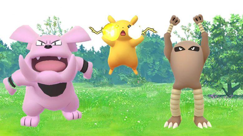 Trainer in Pokémon GO fordern coole Animationen in der Fangmaske zurück