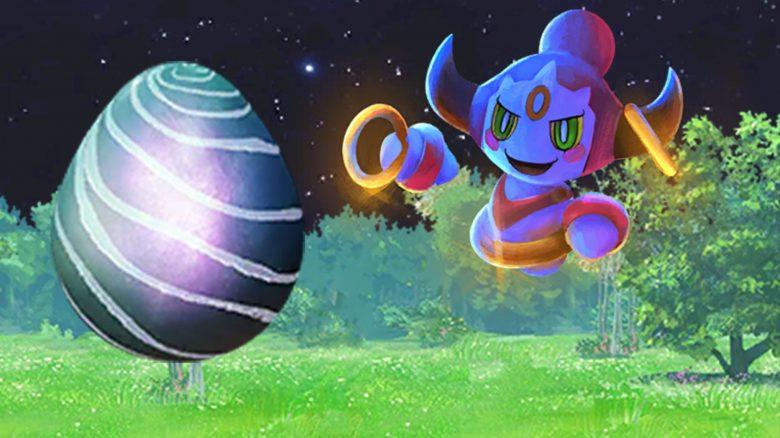Pokémon GO Hoopa Raid