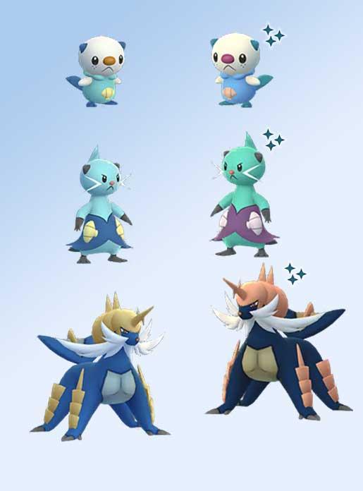 Pokémon-GO-Ottaro-Shiny-Familie