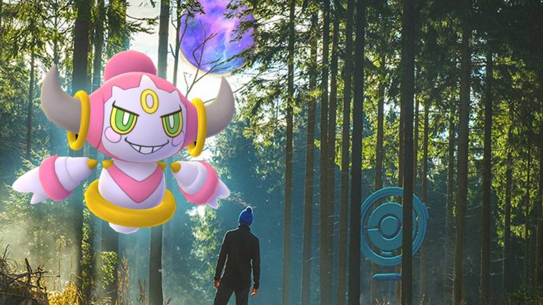 Pokémon GO startet heute Jahreszeit des Schabernacks mit Hoopa und Ditto