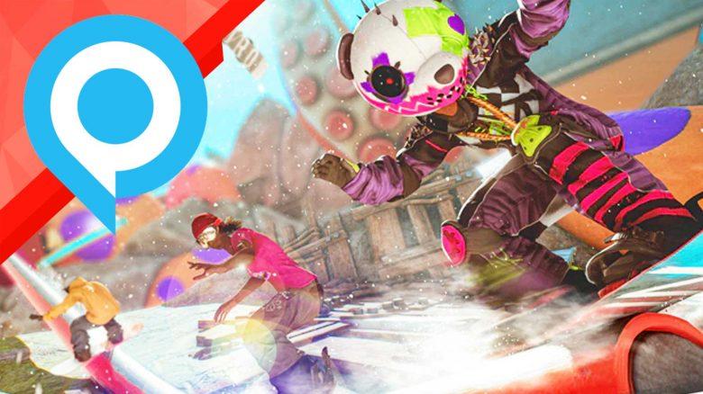 Neues Extremsport-MMO Riders Republic lädt euch zur offenen Beta ein