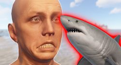 Survival-MMO Rust ist noch nicht hart genug – Bringt Haie, die euch fressen