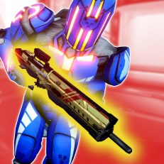 Splitgate Waffen TItel