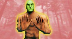Valheim wikinger grünes gesicht übel titel