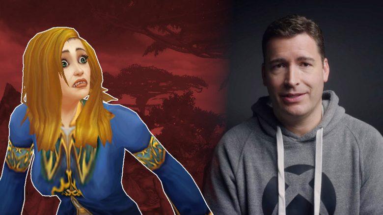 Blizzard-Chef spielt das Schlimmste in WoW, was man sich vorstellen kann: LFR