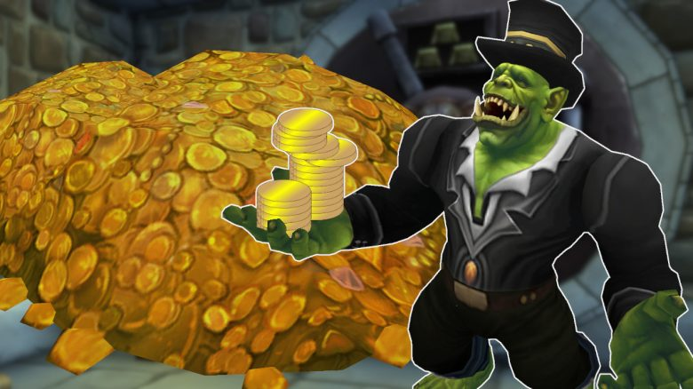 WoW Orc Gold Holding titel title 1280x720