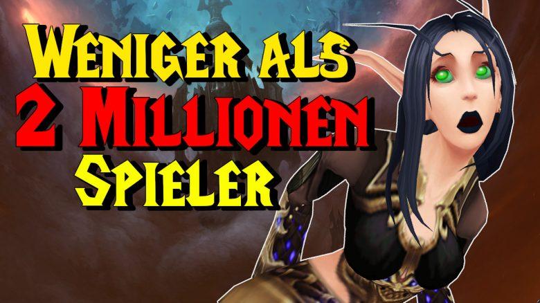"""YouTuber Bellular erklärt: """"WoW hat weniger als 2 Millionen aktive Spieler"""""""