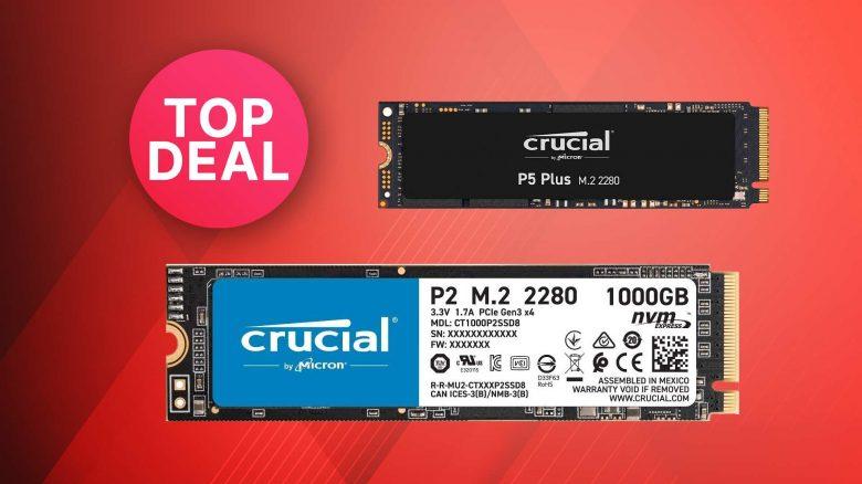 Gaming-PC: 6 SSDs im Angebot zum Spitzenpreis bei Amazon & Alternate