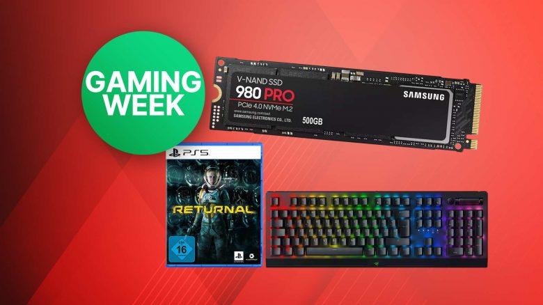 Amazon Gaming Week Angebote: Top SSD für PS5 zum Spitzenpreis