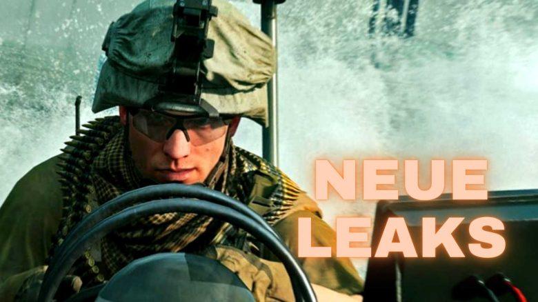Leaker zeigt seinen Datenschatz von Battlefield 2042 – Hazard Zone, Waffen, Season-Infos