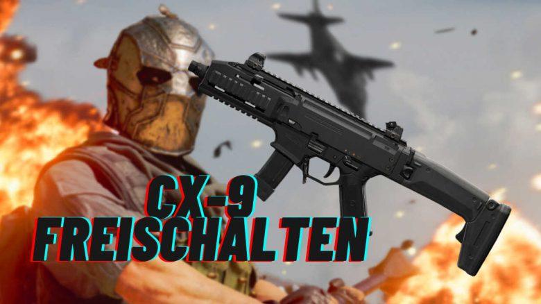 CoD MW & Warzone: Neue Waffe CX-9 freischalten – Das kann die Maschinenpistole