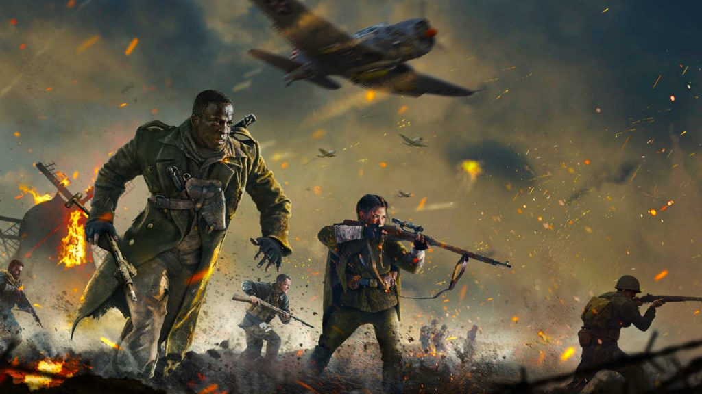 cod vanguard action soldaten