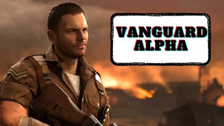 CoD Vanguard: Alpha ist online – Alles zu Teilnahme, Download und Content
