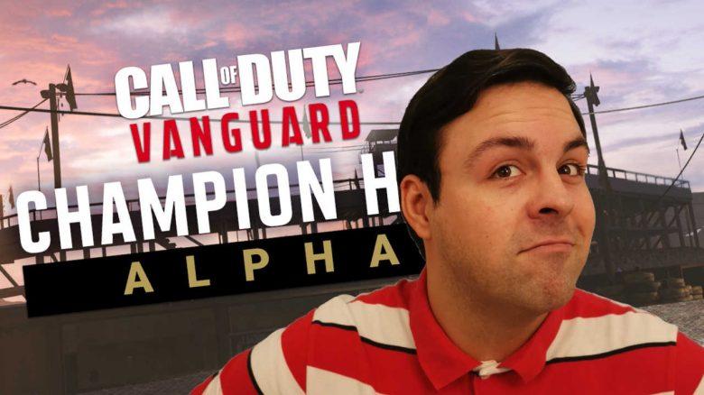 cod vanguard champions hill alpha meinung maik titel