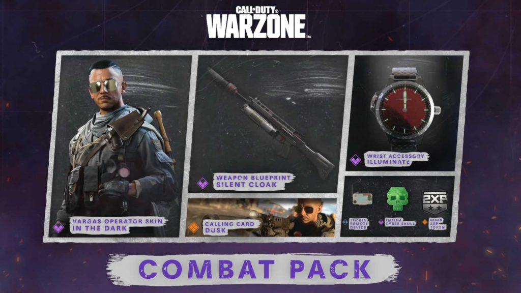 cod warzone cold war kampf paket season 5