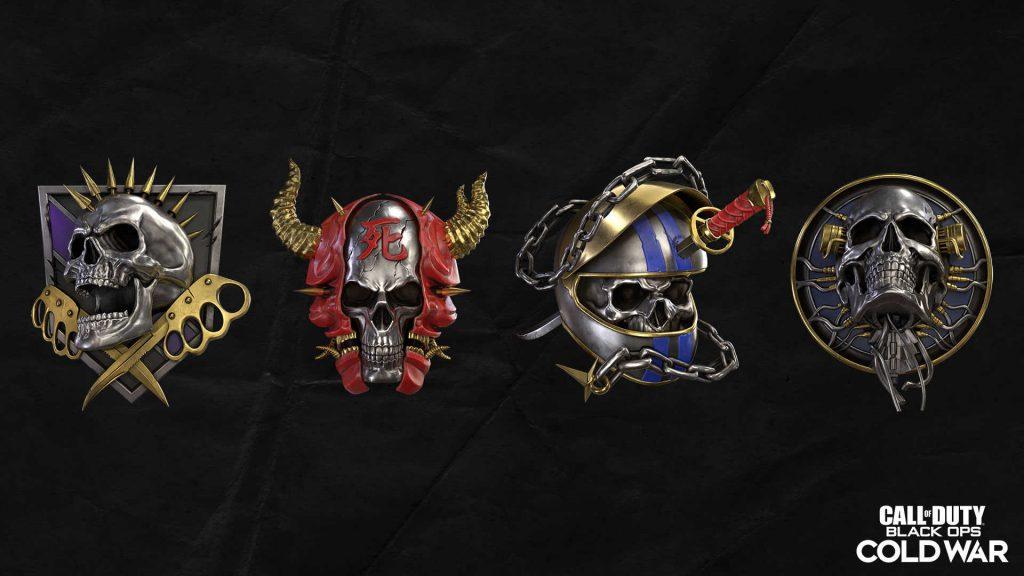 cod warzone cold war prestige embleme season 5