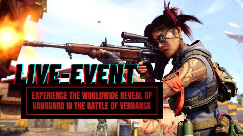 cod warzone live event vanguard season 5 titel