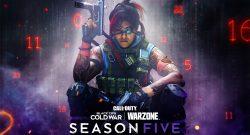 CoD Warzone verrät endlich Start-Datum der Season 5 – Zeigt ersten Trailer