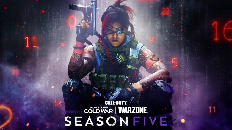 cod warzone season 5 titel