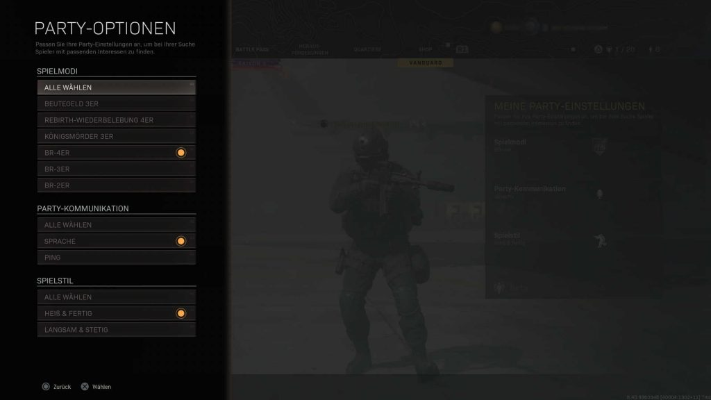 cod warzone update team making feature
